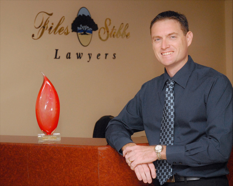 Files Stibbe Lawyers have been in business on Bribie Island for over twenty years.